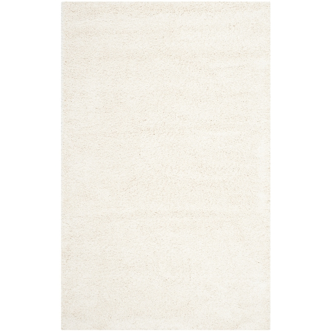 Safavieh Reflection Ryan 5 X 8 Creme Ivory Indoor Floral Botanical French Country Area Rug In The Rugs Department At Lowes Com