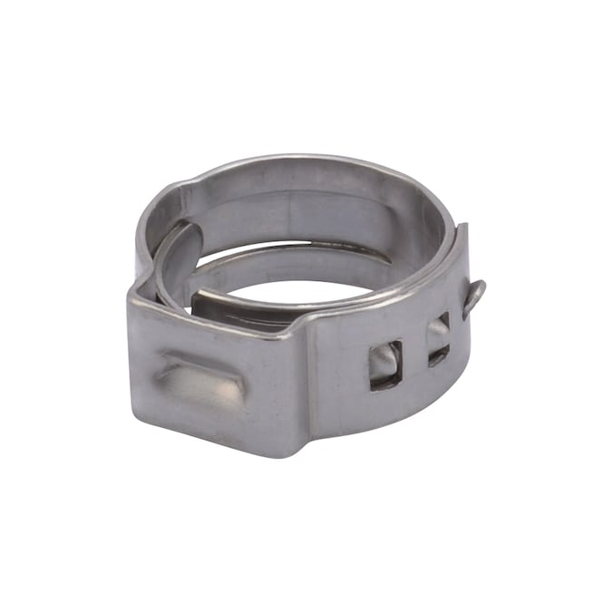 Dia Stainless Steel Pinch Clamp Ring, Sharkbite Clamp Rings