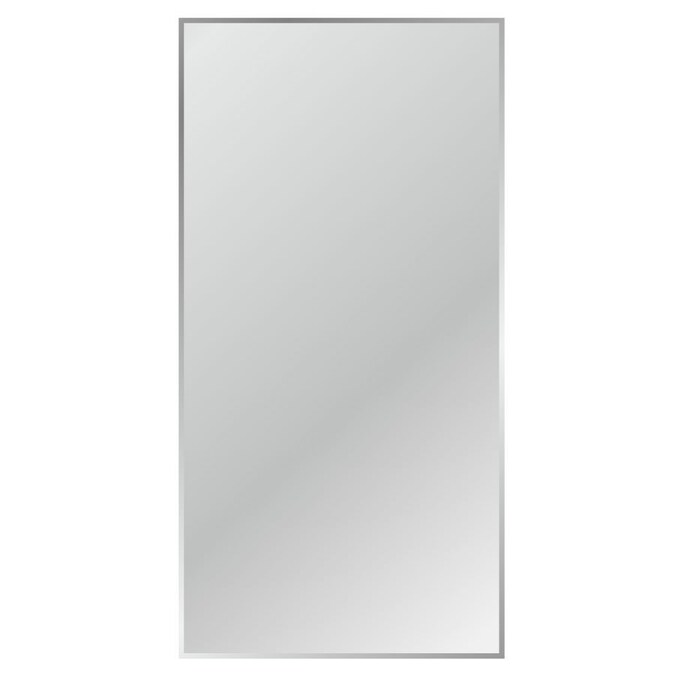 W Beveled Wall Mirror In The Mirrors, Wall Mirror 40 X 60