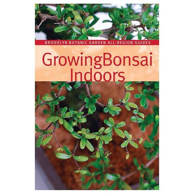 Brussel S Bonsai Beginner Bonsai Book Bonsai Supplies In The House Plant Accessories Department At Lowes Com