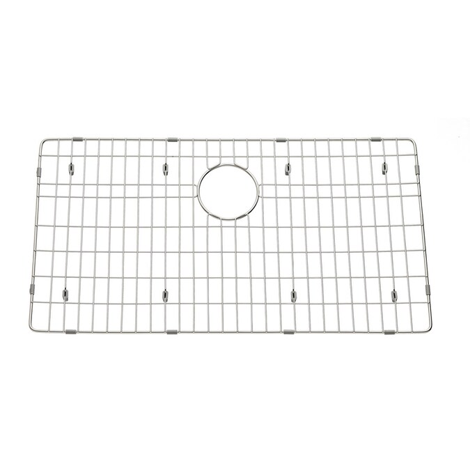 American Standard 29 92 In X 16 26 In Stainless Steel Sink Grid In The Sink Grids Mats Department At Lowes Com