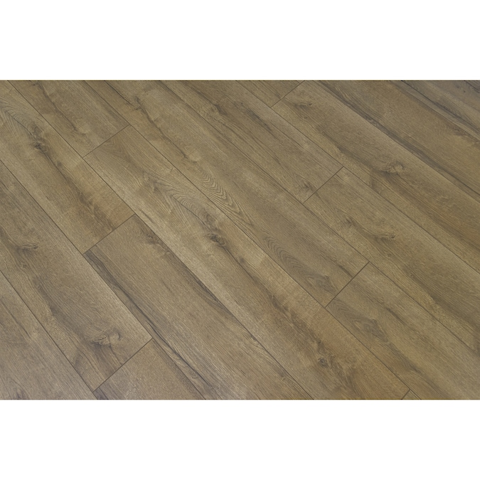Smooth Wood Plank Laminate Flooring