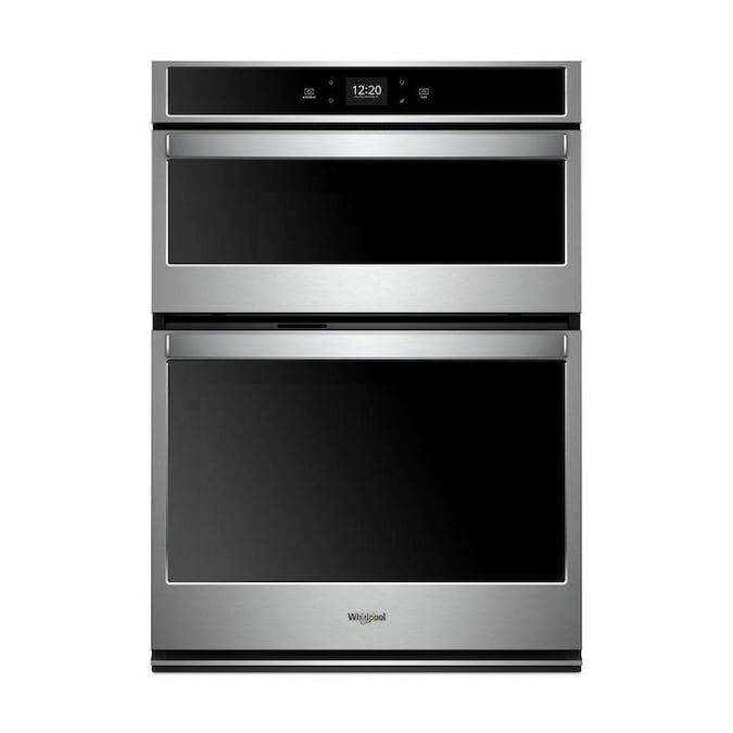 Whirlpool 27 In Self Cleaning Microwave