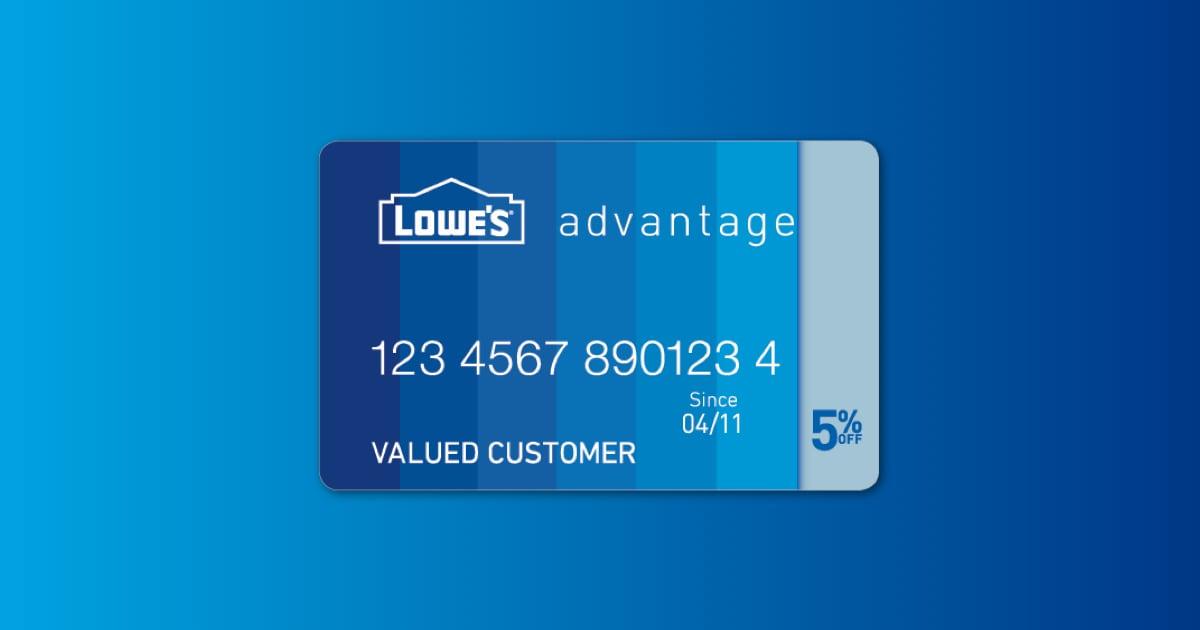 lowes credit advantage card dp18 328966 og