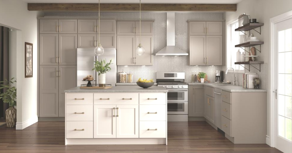 In Stock Kitchen Cabinets At Lowe S, How Much Are Stock Kitchen Cabinets