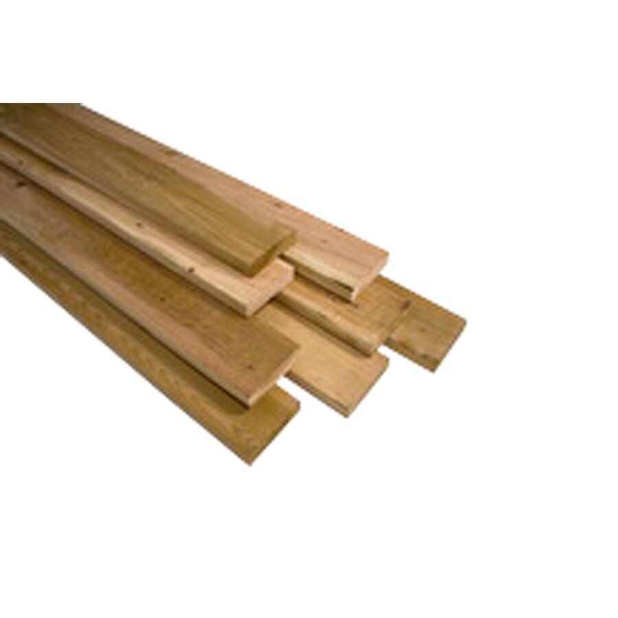Top Choice 5 4 X 6 8 S4s Cedar Decking