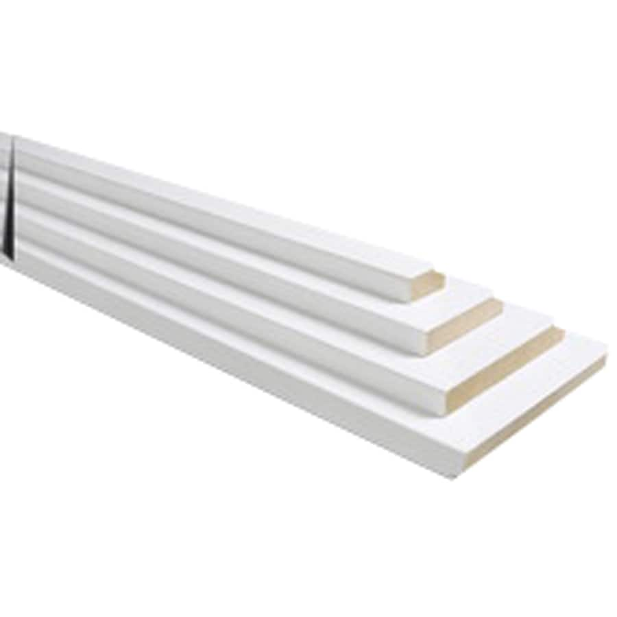 21/32 x 3-1/2 x 10 Primed MDF Board at Lowes com