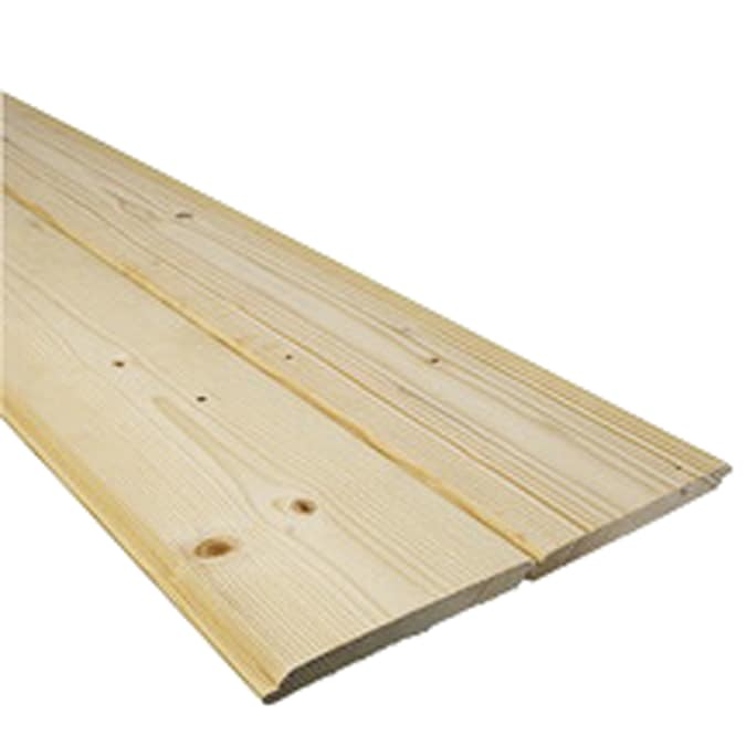 1 X 8 X 12 Channel Rustic Pattern Tongue Groove Board At Lowes Com