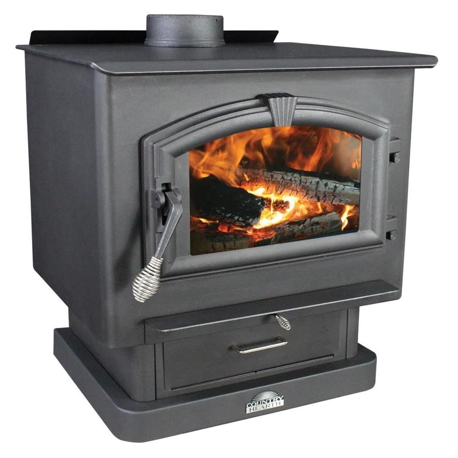 US Stove Company 2500-sq ft Wood Burning Stove