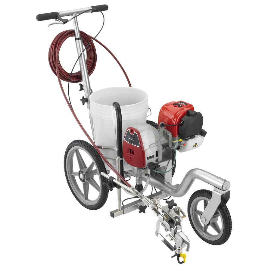 TITAN Powrliner 550 Gas Stationary Airless Paint Sprayer