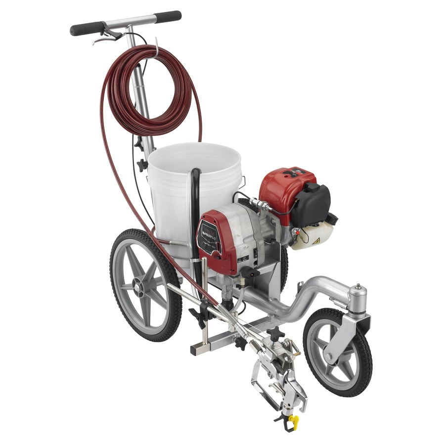 TITAN Powrliner 850 Gas Stationary Airless Paint Sprayer