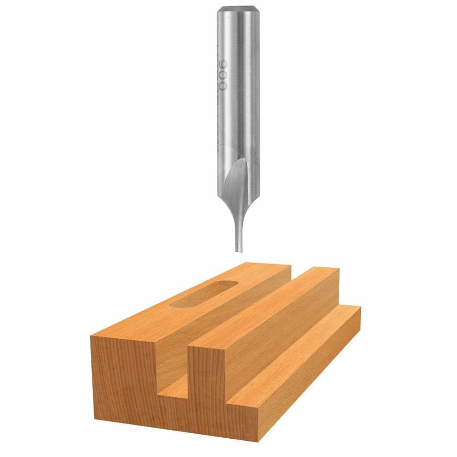 Bosch 1/16-in High-Speed Steel Straight Bit
