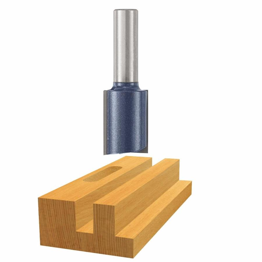 carbide drill bits lowes shop bosch 7 8 in carbide tipped router bit at 5119