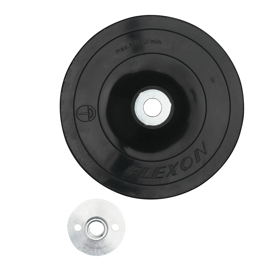 Bosch Rubber Backing Pad W/ Lock Nut