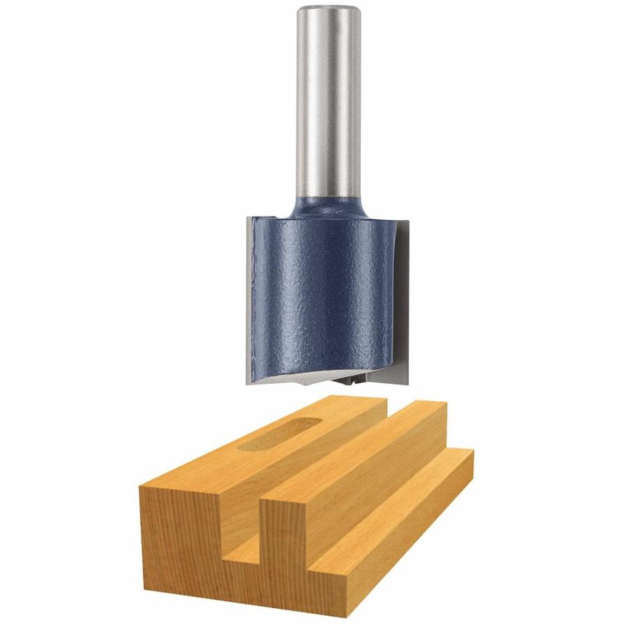 Bosch 1-1/8-in Carbide-Tipped Straight Bit