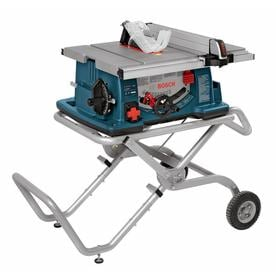 BOSCH 4100-10 10u0022 Contractor Table Saw, 5/8u0022 Arbor