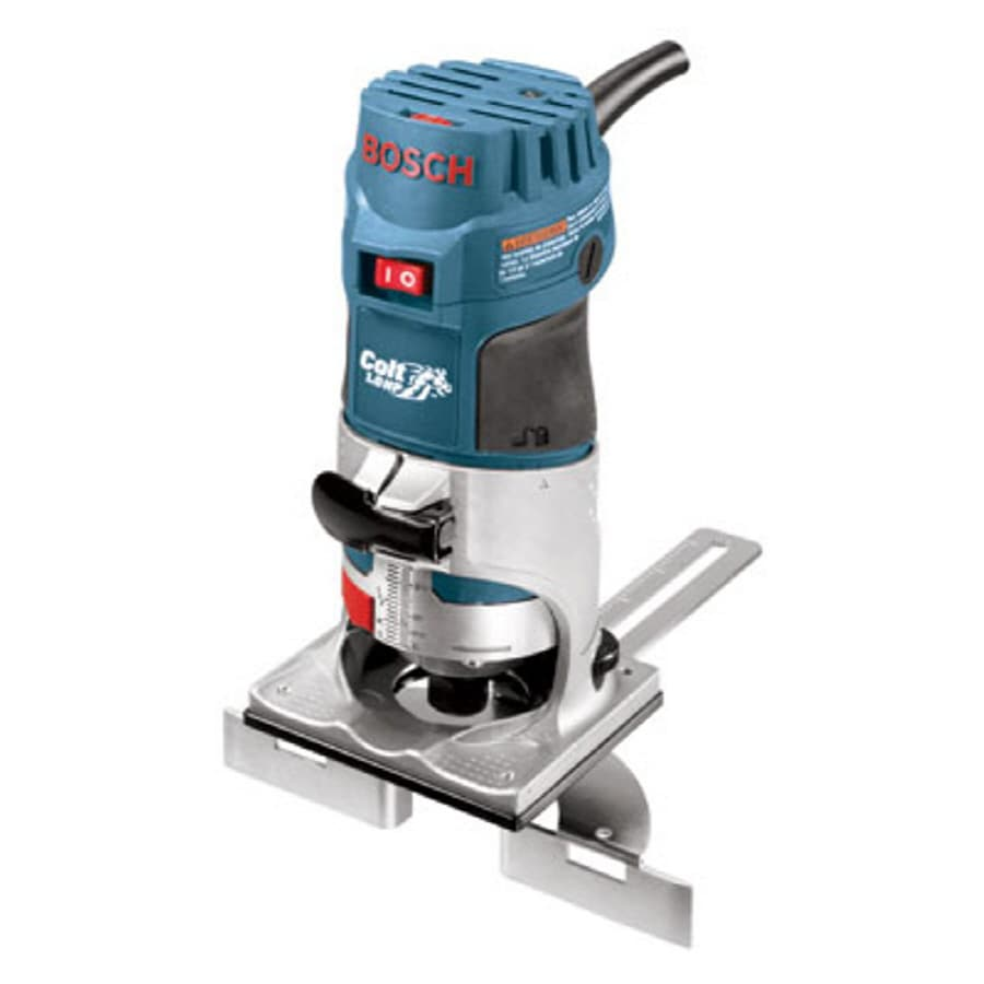 Shop Bosch Colt 1 Hp Variable Speed Fixed Corded Router At