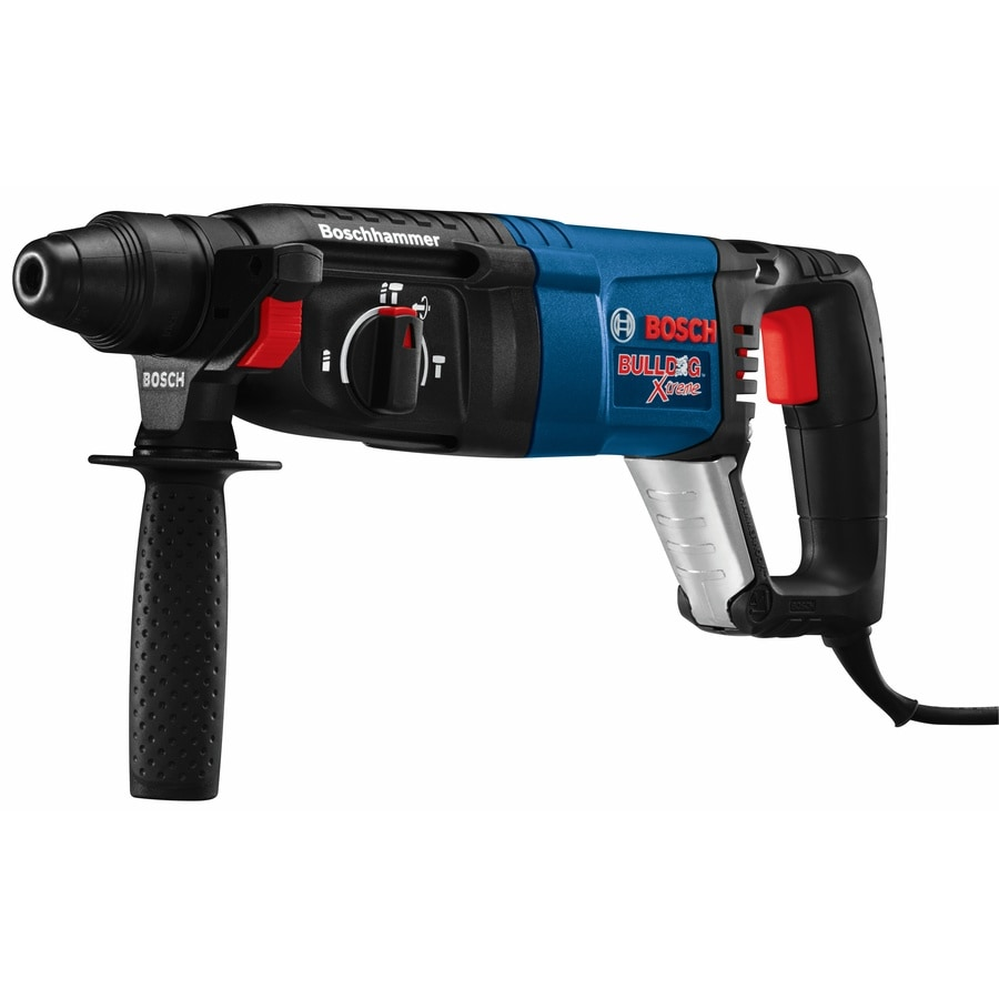 Bosch 1-in SDS-Plus 7.5-Amp Keyless Rotary Hammer