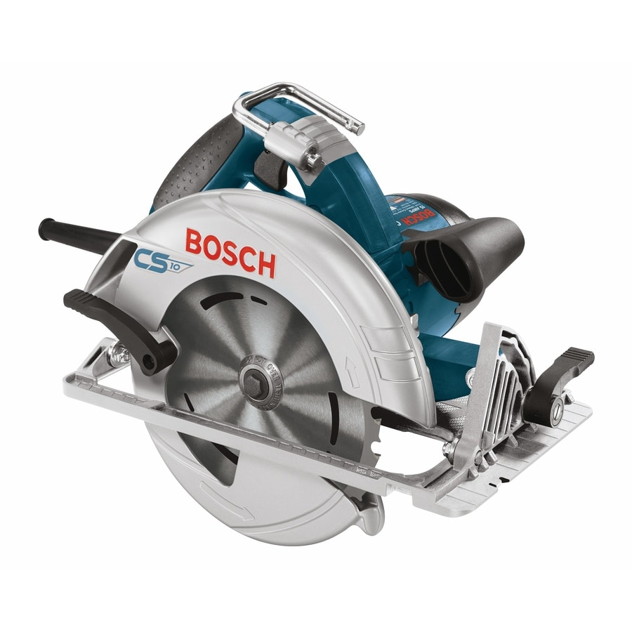Shop Bosch 7 1 4 In 15 Amp Corded Circular Saw With