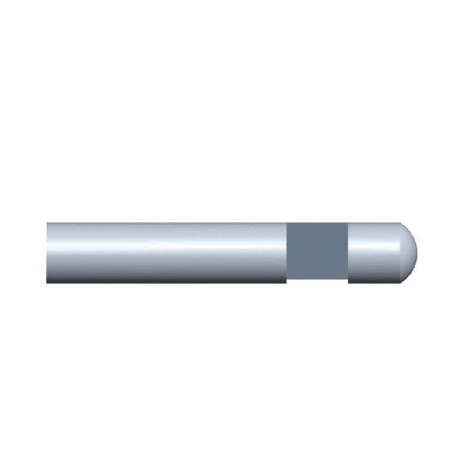 Bosch Solid Carbide Bevel Trimmer Bit, Self-Piloted 1/4-in x 1/4-in Bevel Laminate Trim Bit