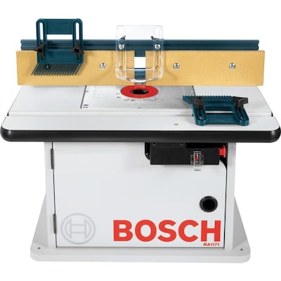 Bosch 15 Amps Adjustable Mdf Router Table by Lowe's