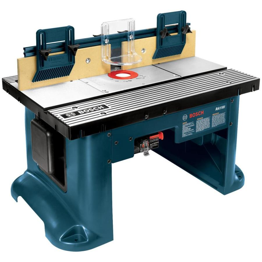 Shop router tables at lowes bosch 15 amp adjustable router table greentooth Image collections