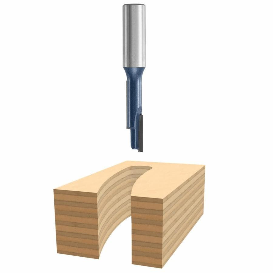 Bosch 3/8-in Carbide-Tipped Staggertooth Bit