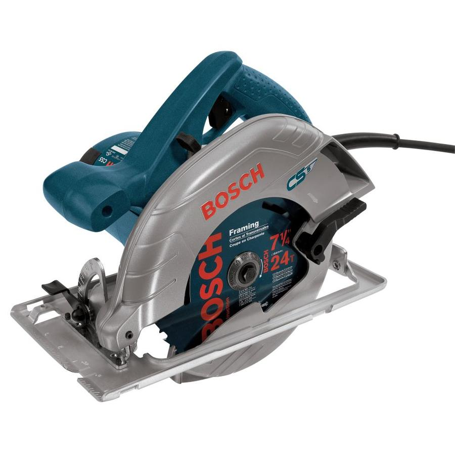 Bosch 15-Amps 7-1/4-in Corded Circular Saw