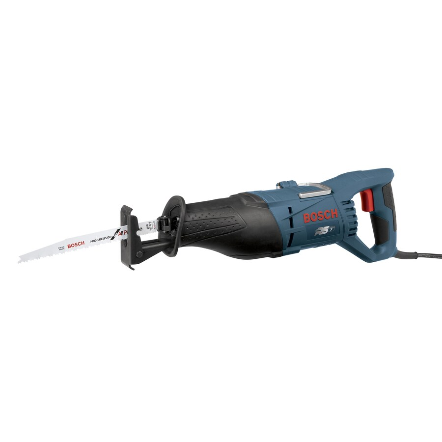 Bosch 11-Amp Keyless Variable Speed Corded Reciprocating Saw
