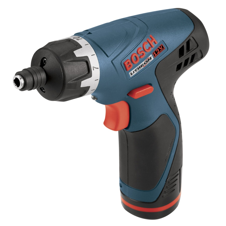 Bosch 12-Volt Max 1/4-in Cordless Drill with Soft Case