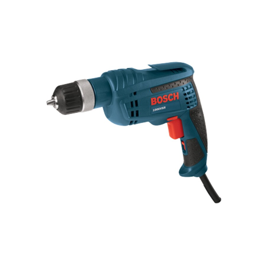 Bosch 6.3-Amp 3/8-in Keyless Corded Drill