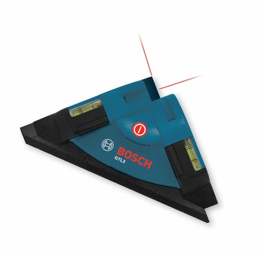 Bosch 30-ft Beam Self Leveling Line Generator Laser Level