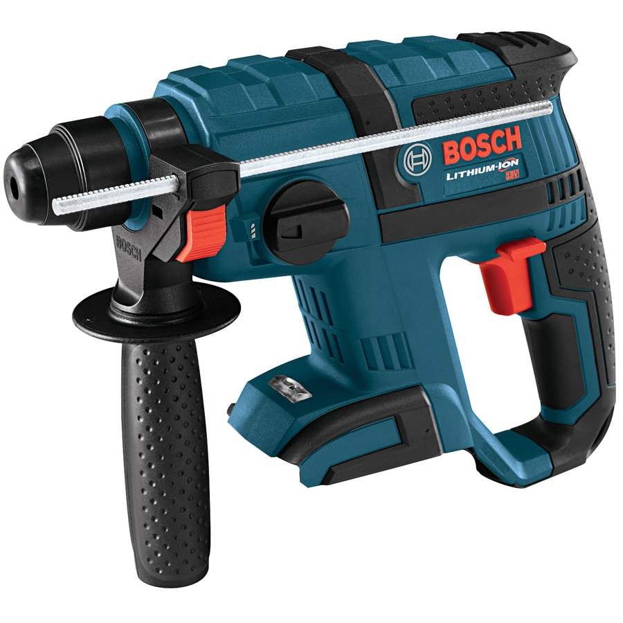 Bosch Bare Tool 18-Volt Lithium Ion (Li-ion) 3/4-in SDS-Plus Variable Speed Cordless Rotary Hammer