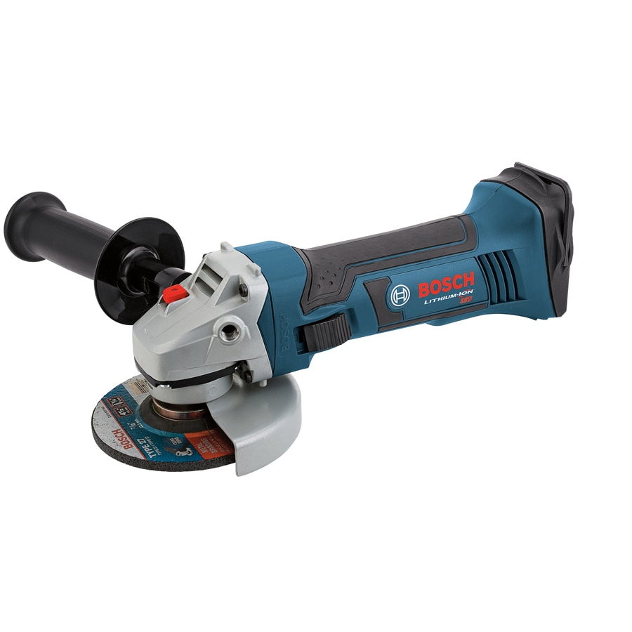 Bosch 4.5-in 18-Volt Cordless Angle Grinder (Bare Tool Only)