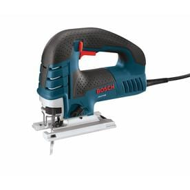 Bosch 7-Amp Keyless T Shank Variable Speed Corded Jigsaw with Case