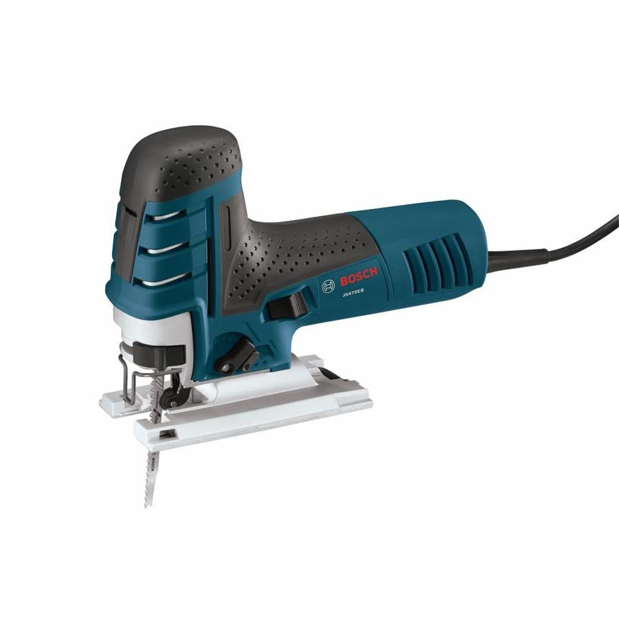 Bosch 7-Amp Keyless T Shank Variable Speed Corded Jigsaw