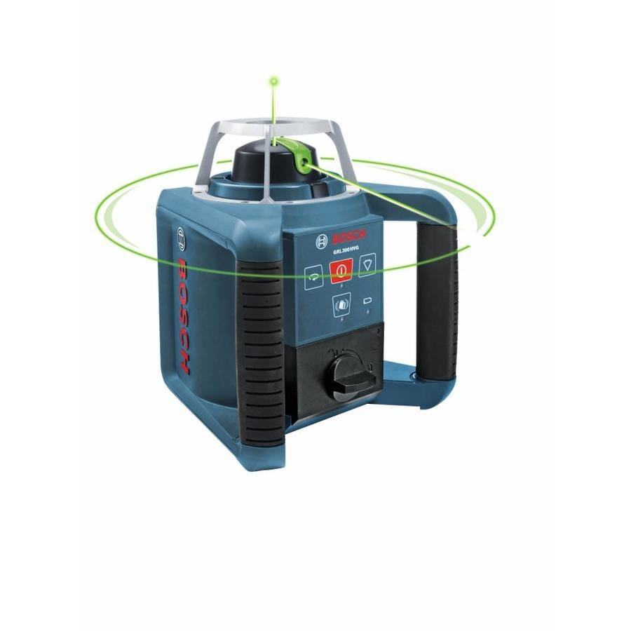 Bosch 1000-ft Beam Self-Leveling Rotary Laser Level