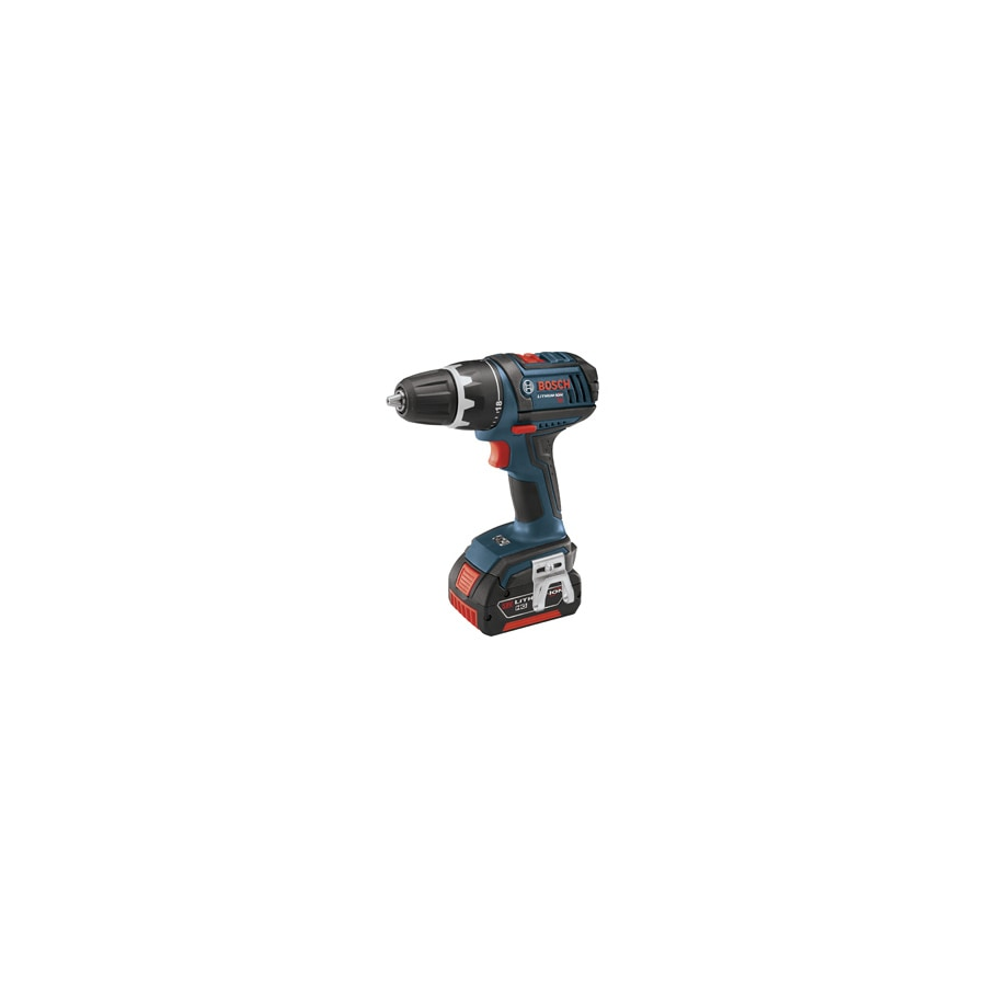 Bosch 18-Volt 1/2-in Cordless Drill with Hard Case