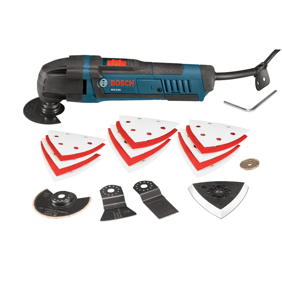 Bosch 21-Piece 2.5-Amp Oscillating Tool Kit
