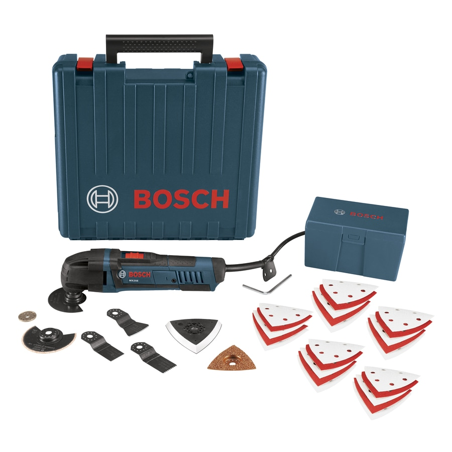 Bosch 33-Piece 2.5-Amp Oscillating Tool Kit