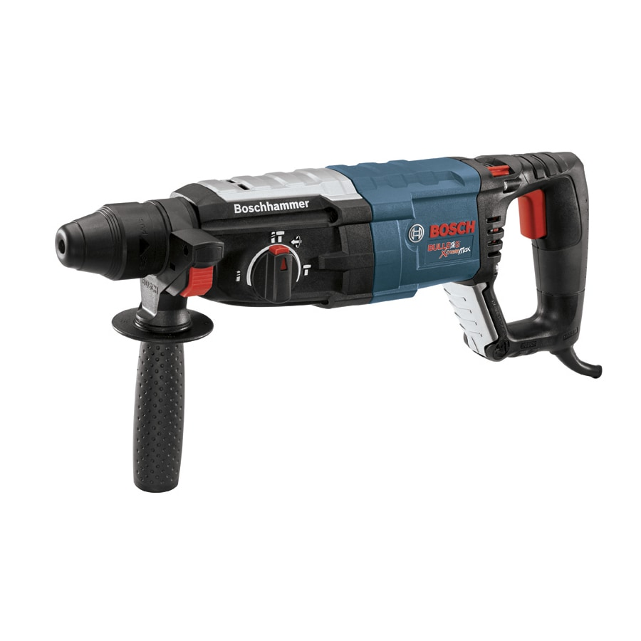 shop bosch 1 1 8 in sds plus 8 amp keyless rotary hammer at. Black Bedroom Furniture Sets. Home Design Ideas