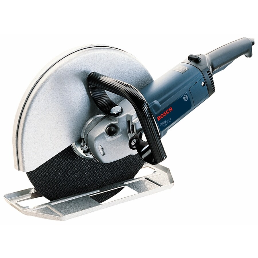 Bosch 14-in 15-Amp Trigger Switch Corded Angle Grinder
