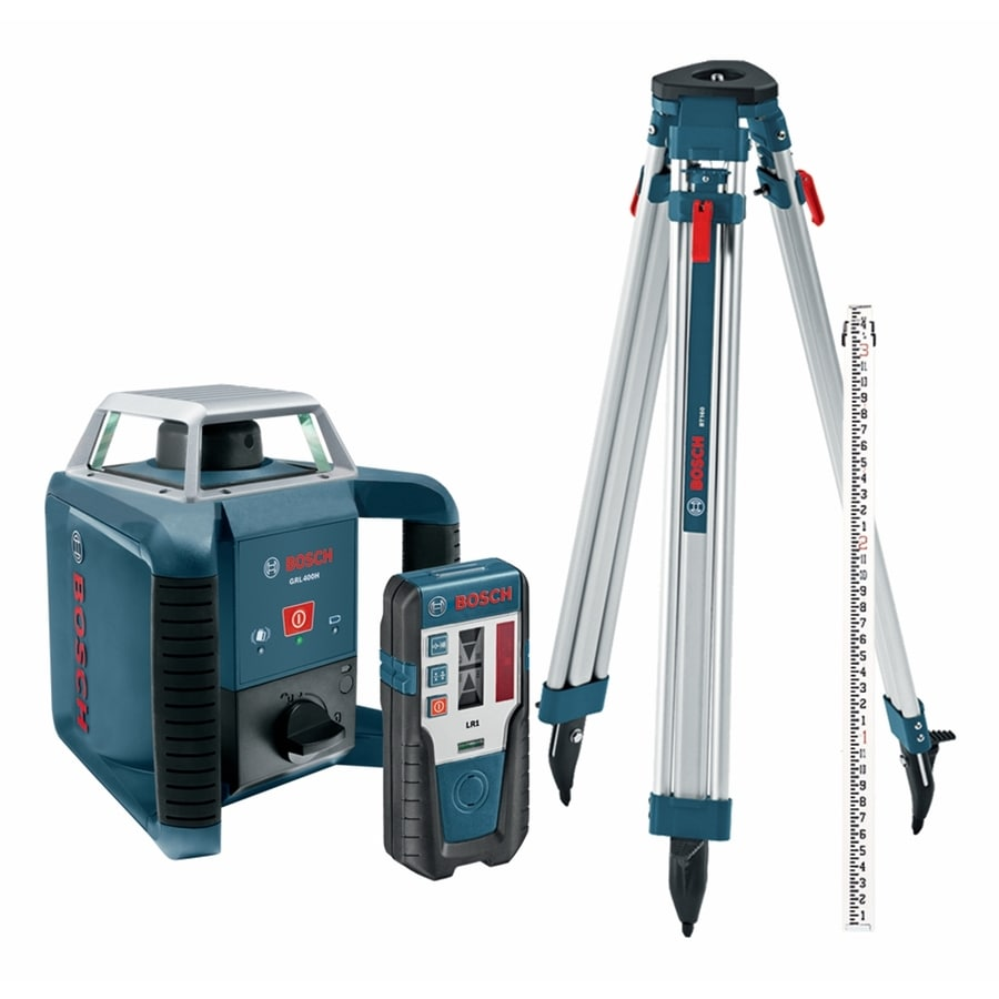 Bosch 1300 Ft Self Leveling Rotary 360 Laser Level At