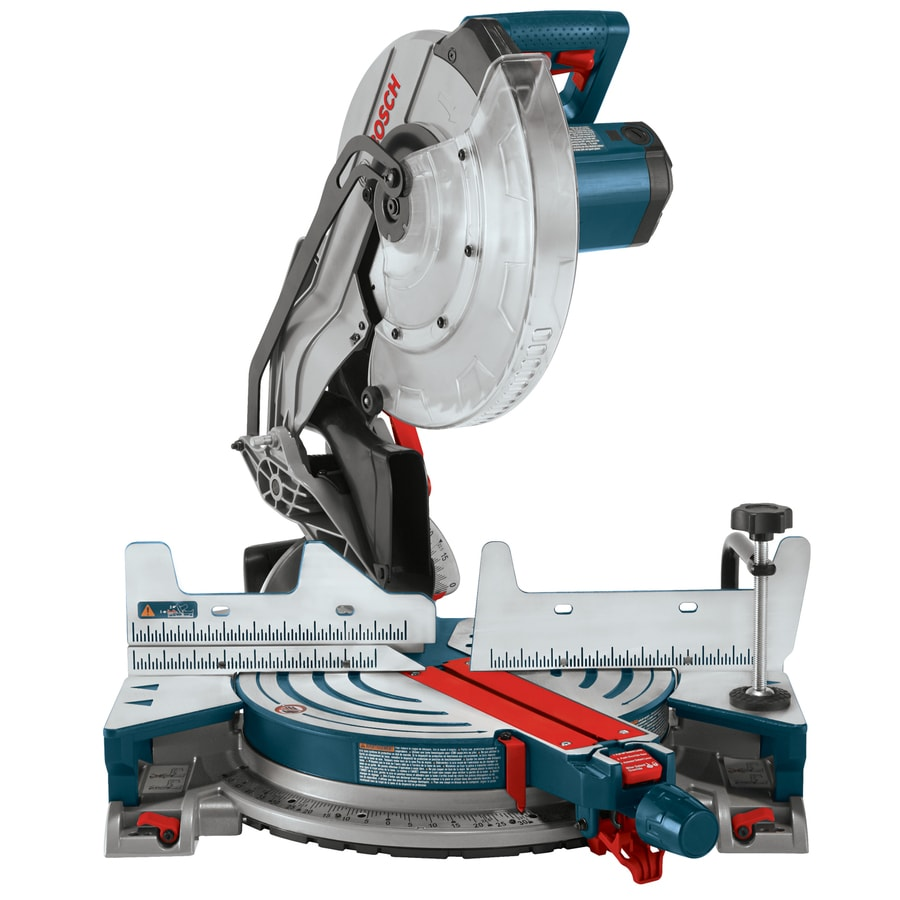 Bosch 12-in 15-Amp Bevel Compound Miter Saw