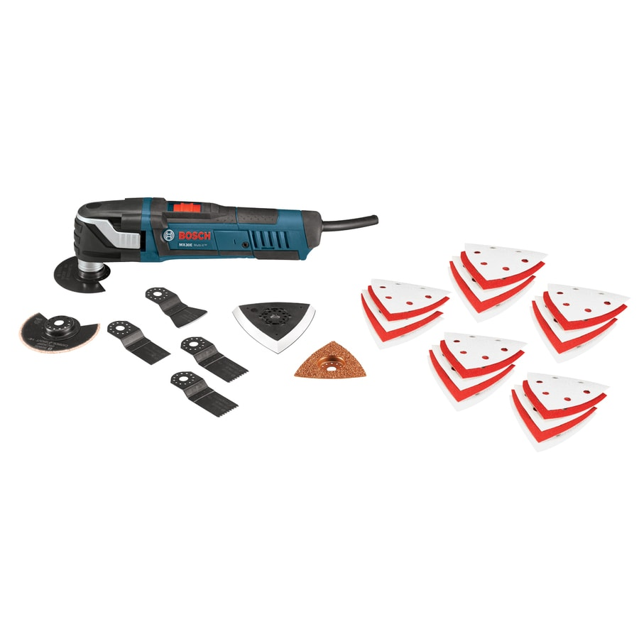Bosch 33-Piece 3-Amp Oscillating Tool Kit