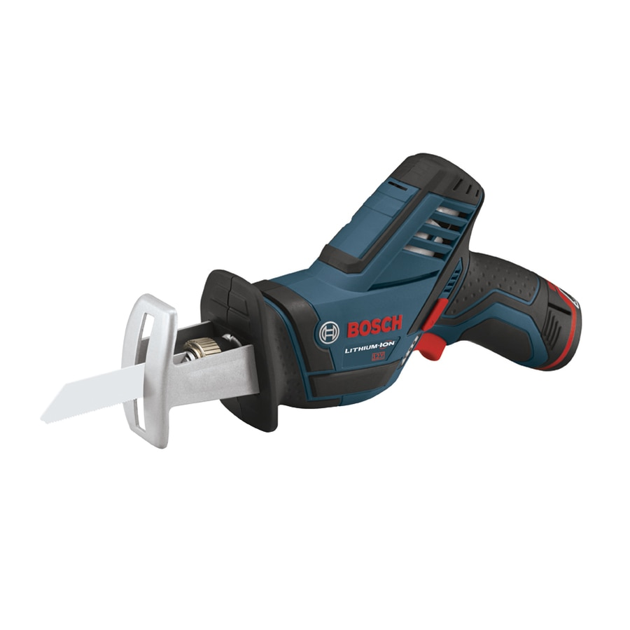 Bosch 12-Volt Variable Speed Cordless Reciprocating Saw