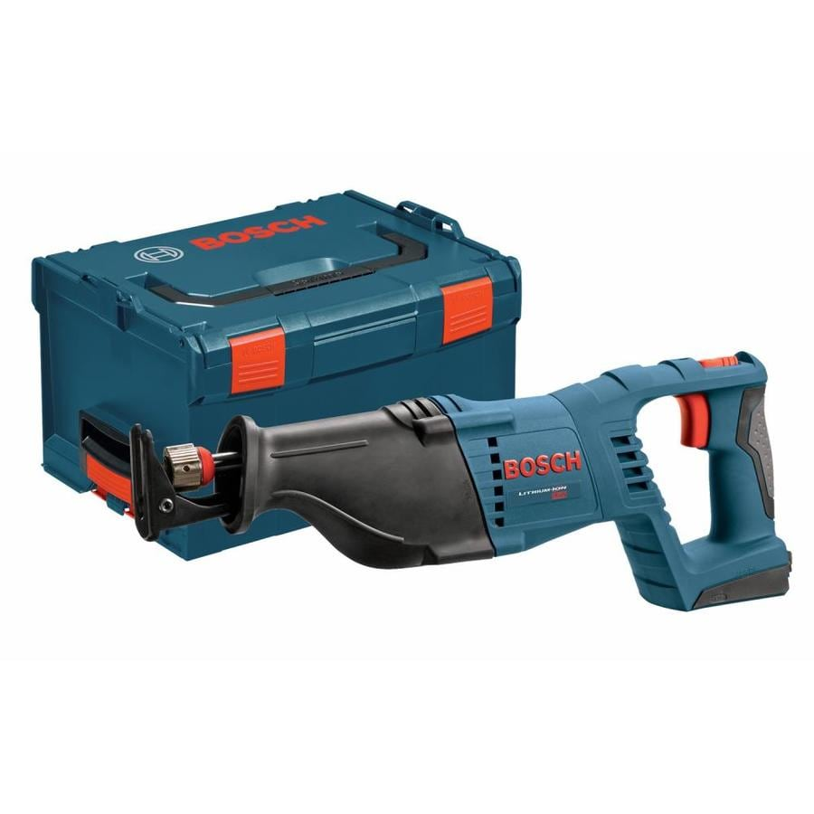 Bosch 18-Volt-Volt Variable Speed Cordless Reciprocating Saw (Bare Tool)