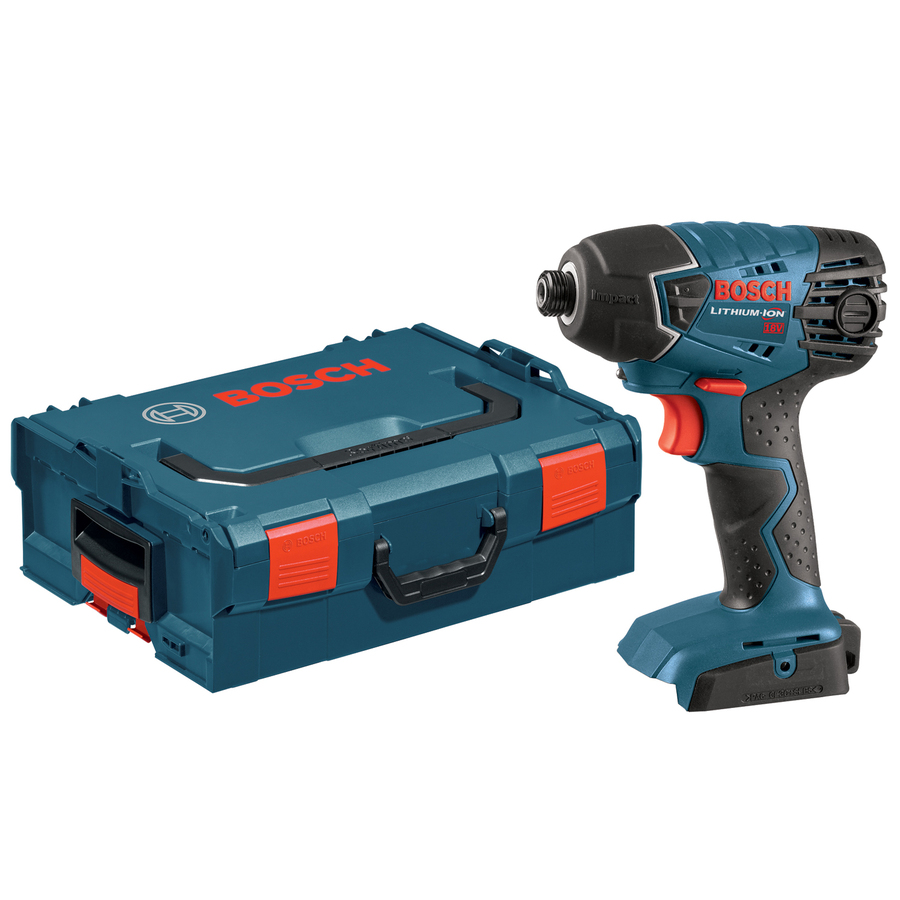 Bosch 18-Volt Lithium Ion (Li-ion) 1/4-in Cordless Variable Speed Impact Driver