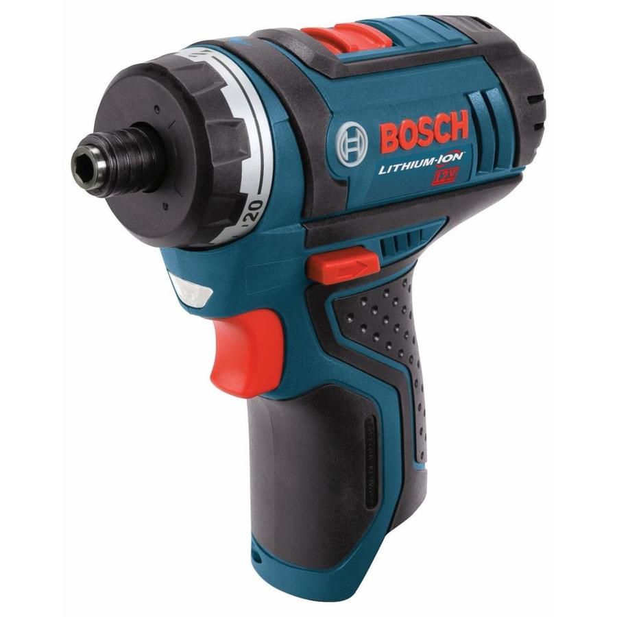 Bosch 12-Volt Max 1/4-in Cordless Drill (Bare Tool)