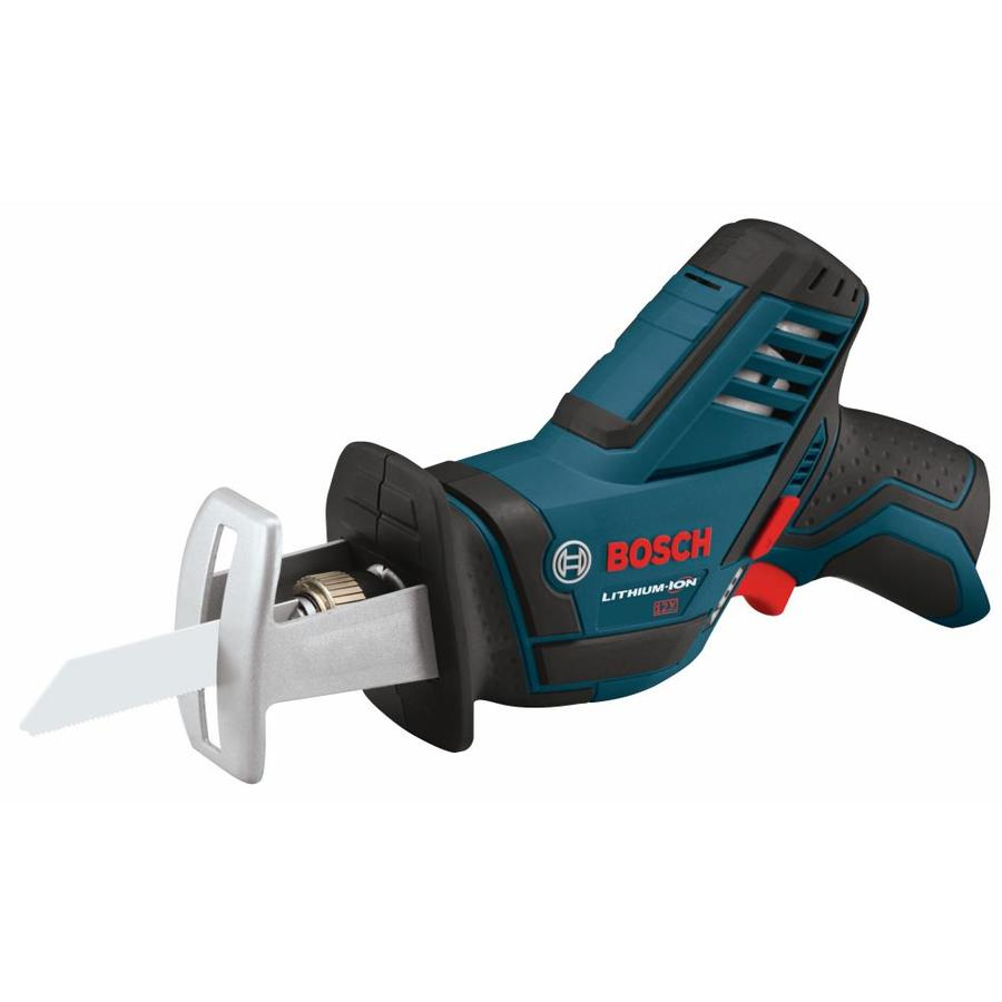 Bosch 12-Volt Max-Volt Variable Speed Cordless Reciprocating Saw (Bare Tool)